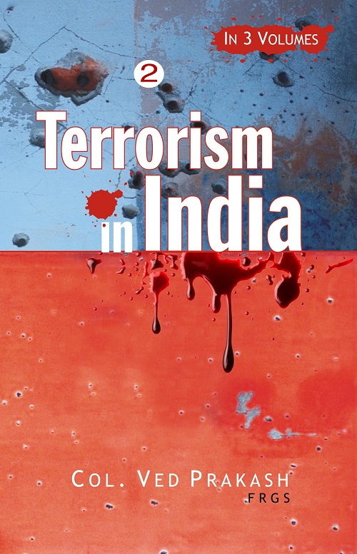 Terrorism in India's North-East: a Gathering Storm, Vol.1 1st 1st