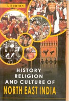 History, Religion and Culture of North East India