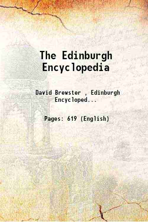 The Edinburgh Encyclopedia