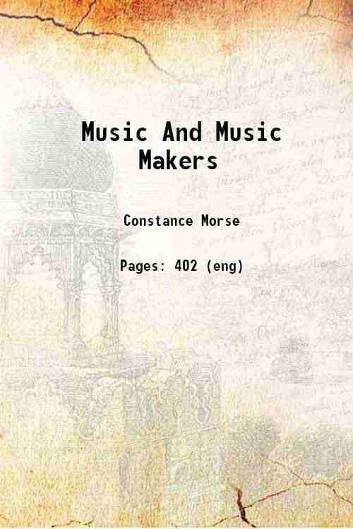 Music And Music Makers