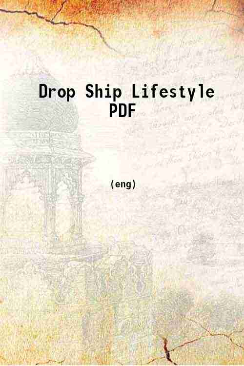 Drop Ship Lifestyle PDF