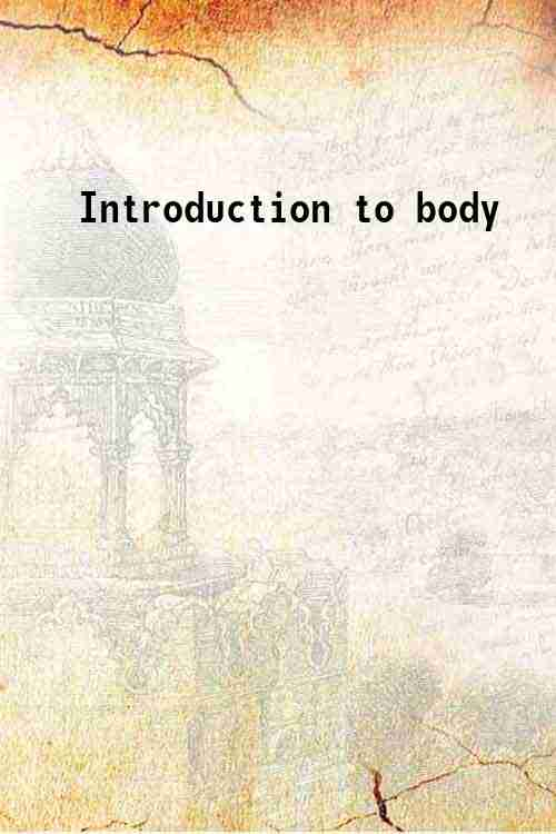 Introduction to body