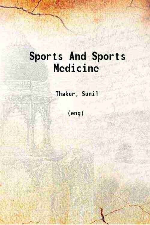 Sports And Sports Medicine