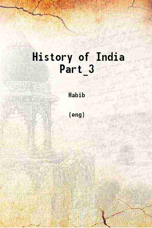 History of India Part_3
