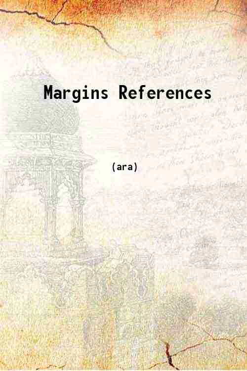 Margins References