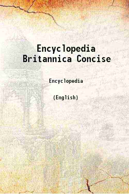 Encyclopedia Britannica Concise