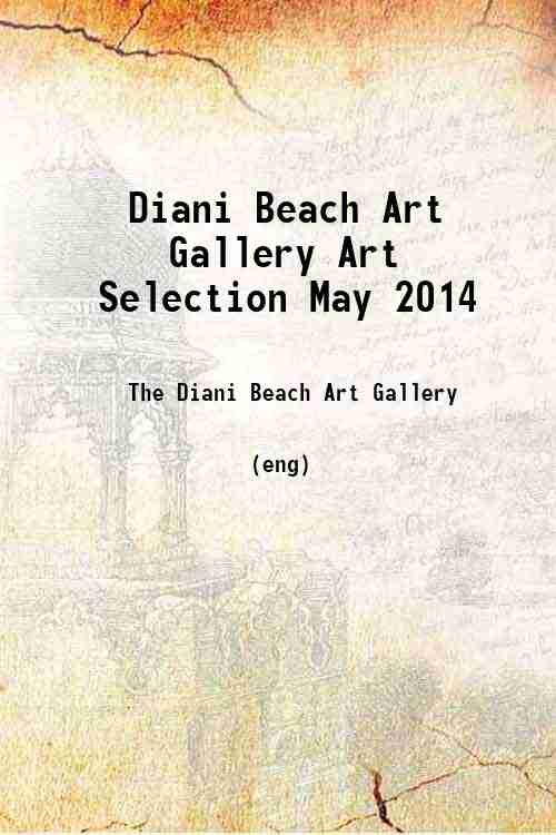 Diani Beach Art Gallery Art Selection May 2014