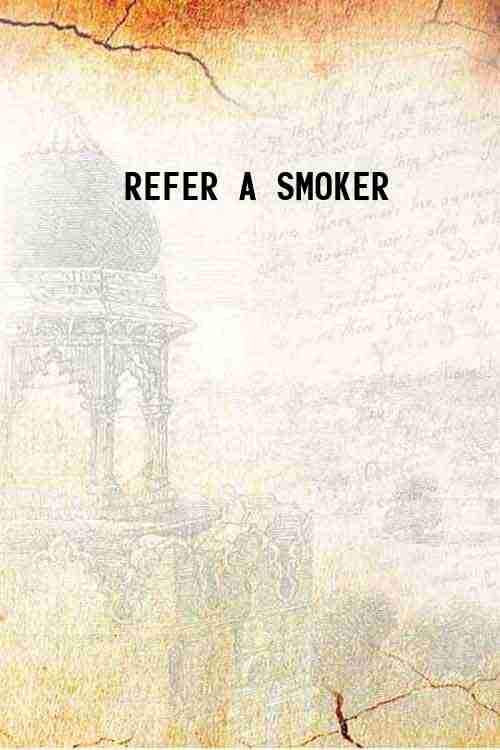 REFER A SMOKER